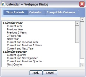 Symbolic date - definition