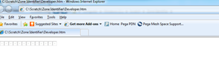 Troubleshooting: PRPC ActiveX plugins are not installed