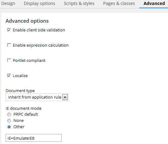 Restrict Rendering Portal in Browser