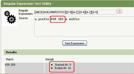 How to use regular expressions to validate user input | Pega