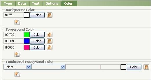 How to create an interactive pie chart   Pega