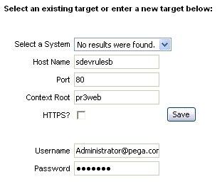 Enter System Information