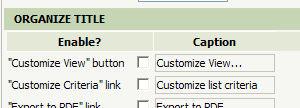unselect check boxes
