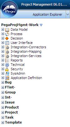 Application Explorer