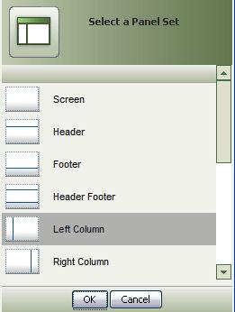 choosing a panel set