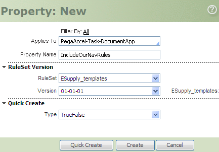 New property IncludeOurNavRules