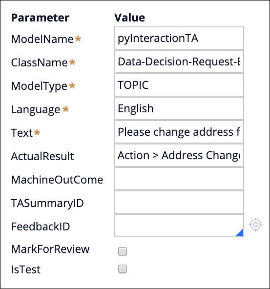 """""""Feedback to text categorization models"""""""