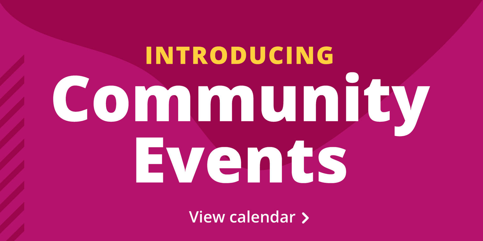pega community events