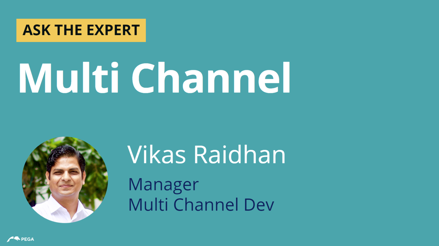 Ask the Expert - Multi Channel Header